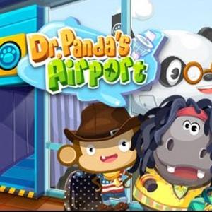 Dr. Panda Aeropuerto :: Para tus peques (IOS, Android)