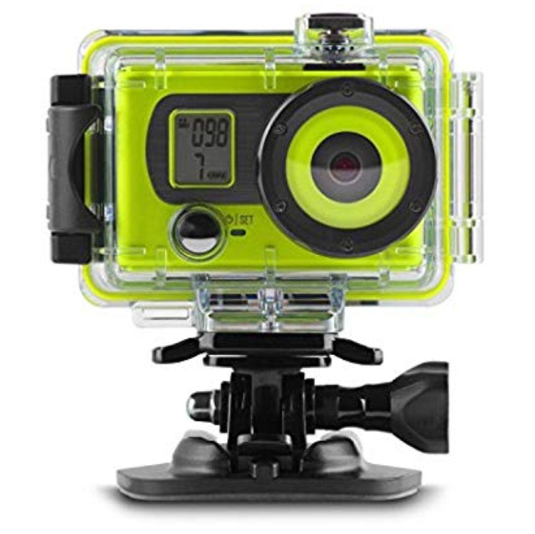 Energy Sport CAM Play (Full HD 1080p 30fps, 5MP, Accesorios Deportivos, Waterproof)