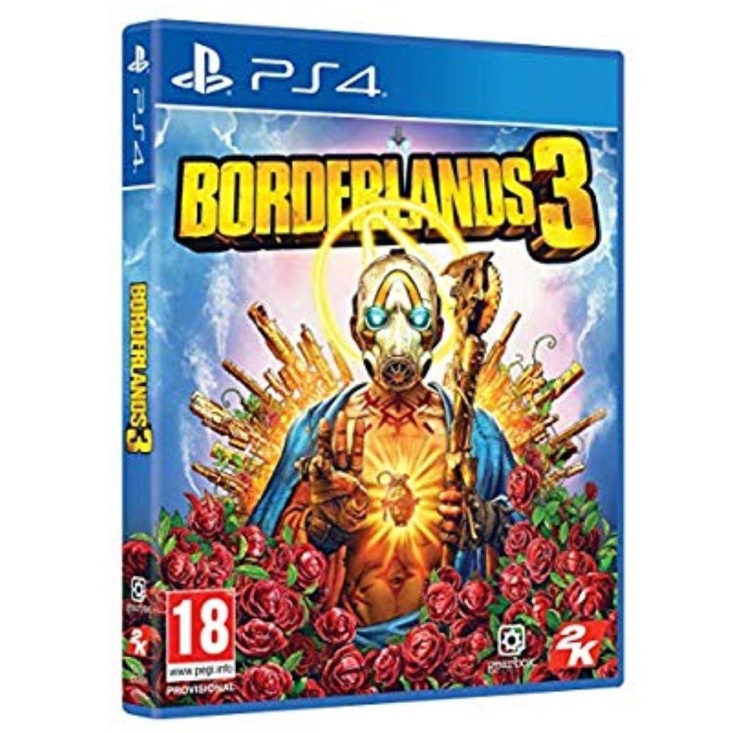 Borderlands 3 PlayStation 4,