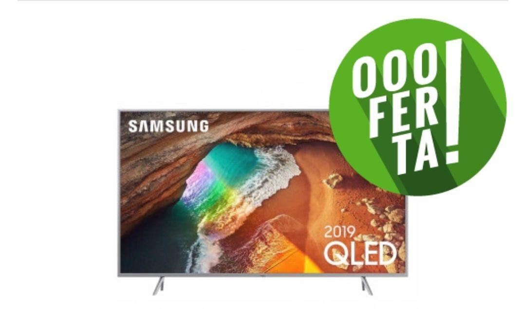 "QLED Samsung 49"" QE49Q64R SmartTv HDR"