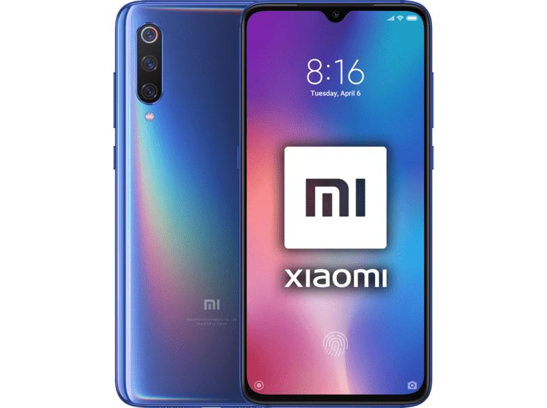 Xiaomi Mi 9, Azul 128 GB