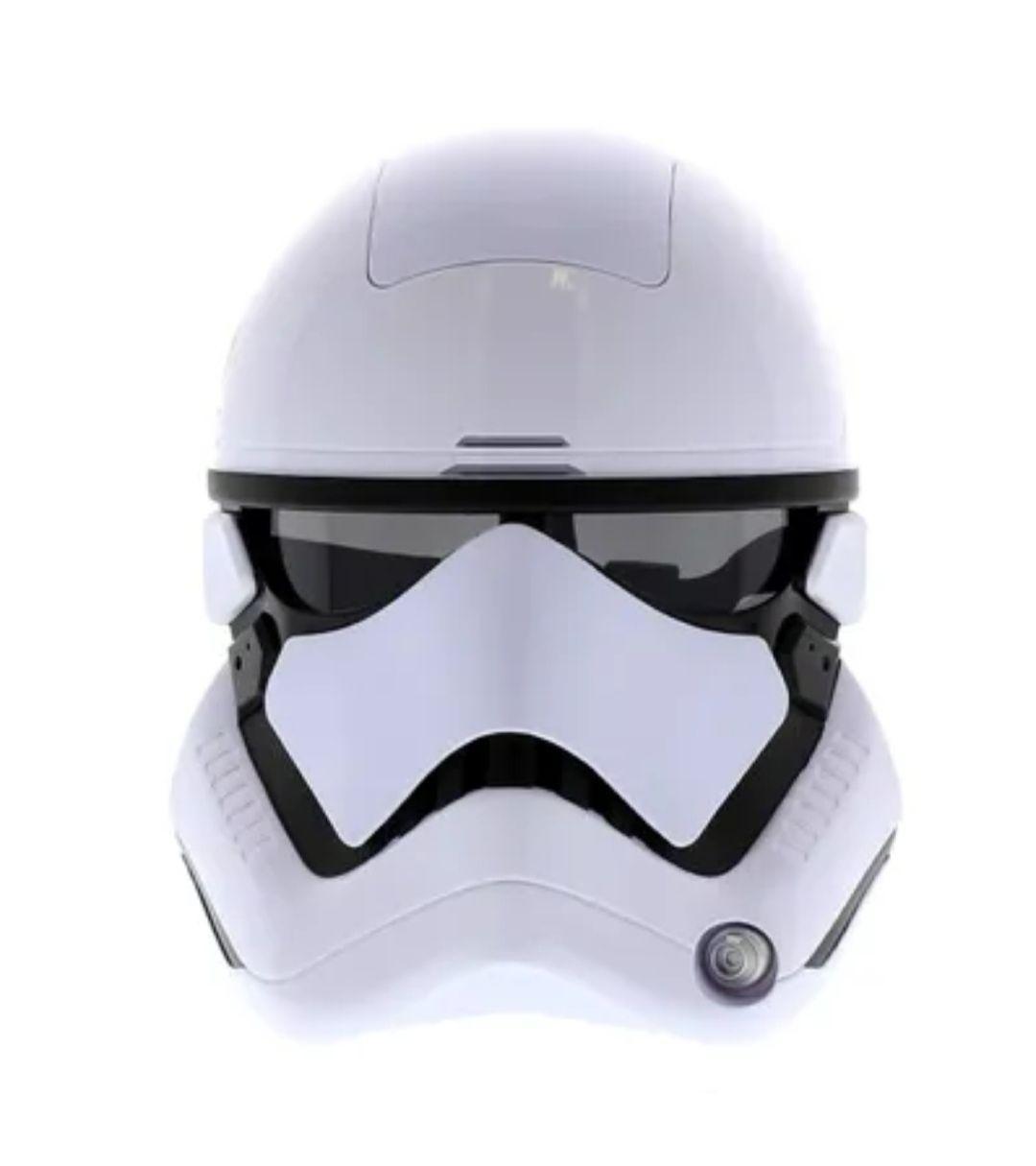 Star Wars Máscara Electrónica Stormtrooper Episodio 8