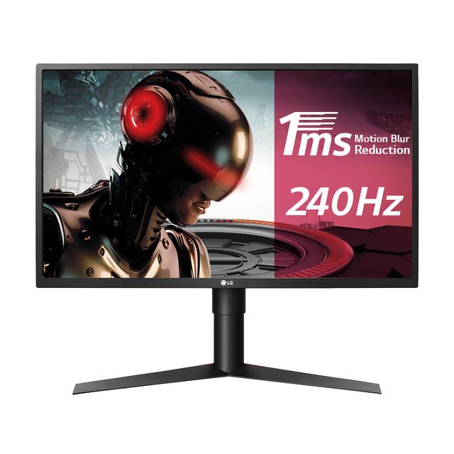 "Monitor LG 27"" 240Hz 1ms Freesync 269€"