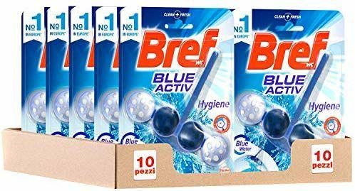 Bref Blue Active 10 unidades. Precio con compra recurrente