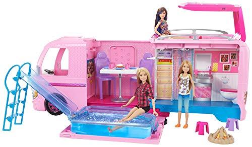 Barbie Supercaravana +de 50 Piezas solo 47.9€