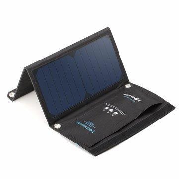 BlitzWolf®  Panel solar 15W 2A