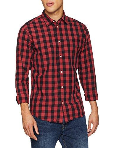 JACK & JONES Shirt L/S Camisa para Hombre en 4 colores.