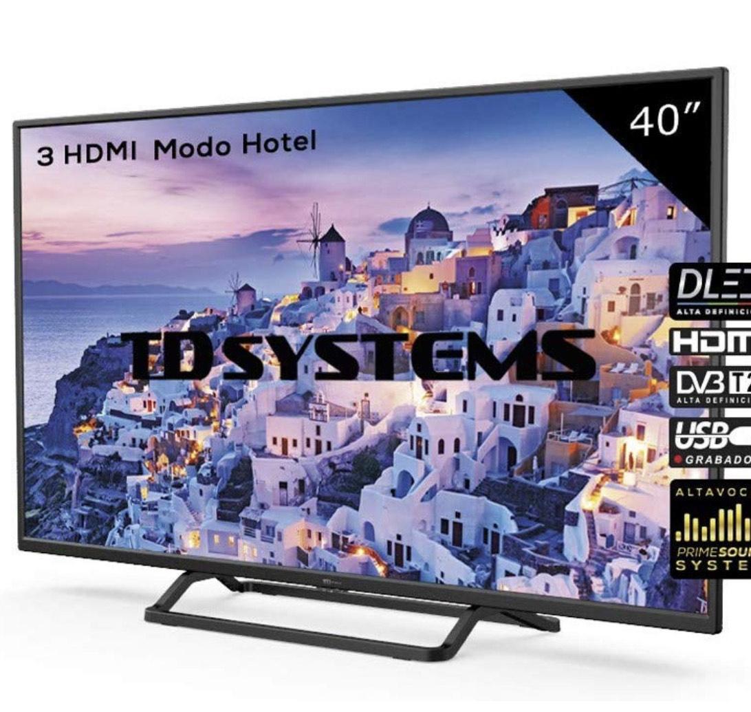 "TV TD System 40"""