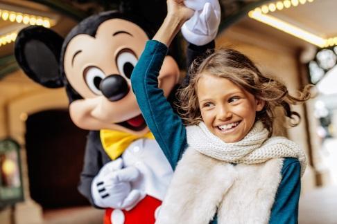 Entradas a Disneyland de adulto a precio de niño, hasta el 1 de abril