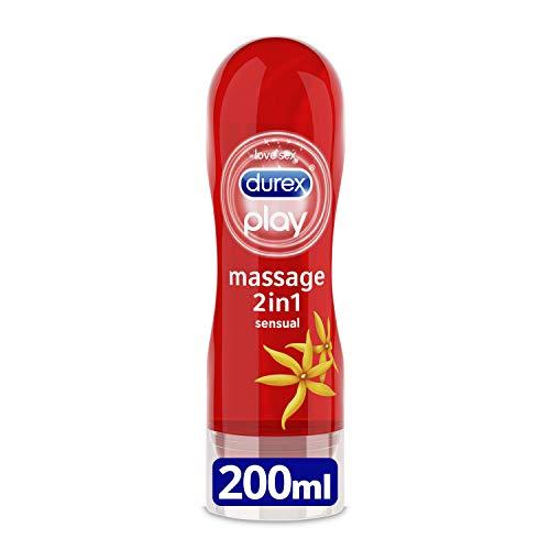 Durex Play Massage 2 en 1 Lubricante - 200 ml