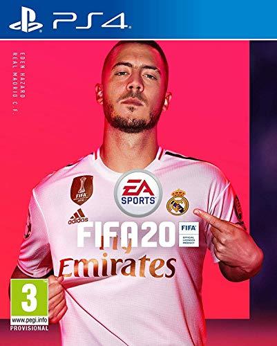 FIFA 20 EDICIÓN ESTANDAR PS4