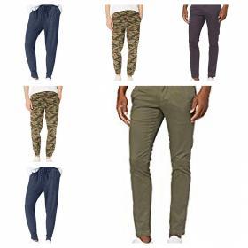 Pantalones para mujer y hombre de la Marca Amazon - find. y Amazon Essentials .