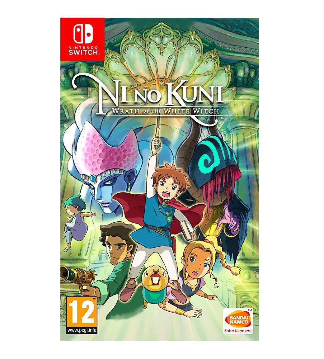 Ni No Kuni: La ira de la bruja blanca