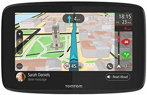 Navegador GPS TomTom GO 620 con mapas y radares para toda la vida