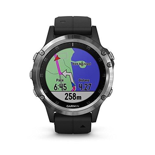 Garmin Fenix 5 Plus - Reloj GPS multideporte