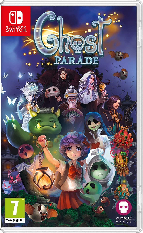Ghost Parade Nintendo Switch