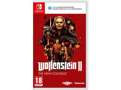 Nintendo Switch Wolfenstein II: The New Colossus