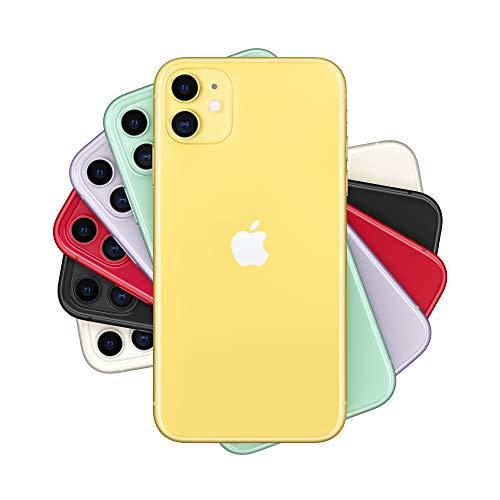 iPhone 11 Amarillo 256GB por 839€