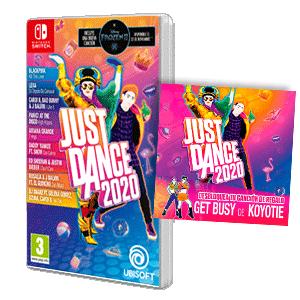 Just Dance 2020 Nintendo Switch, PlayStation 4 o Xbox One + DLC EN GAME