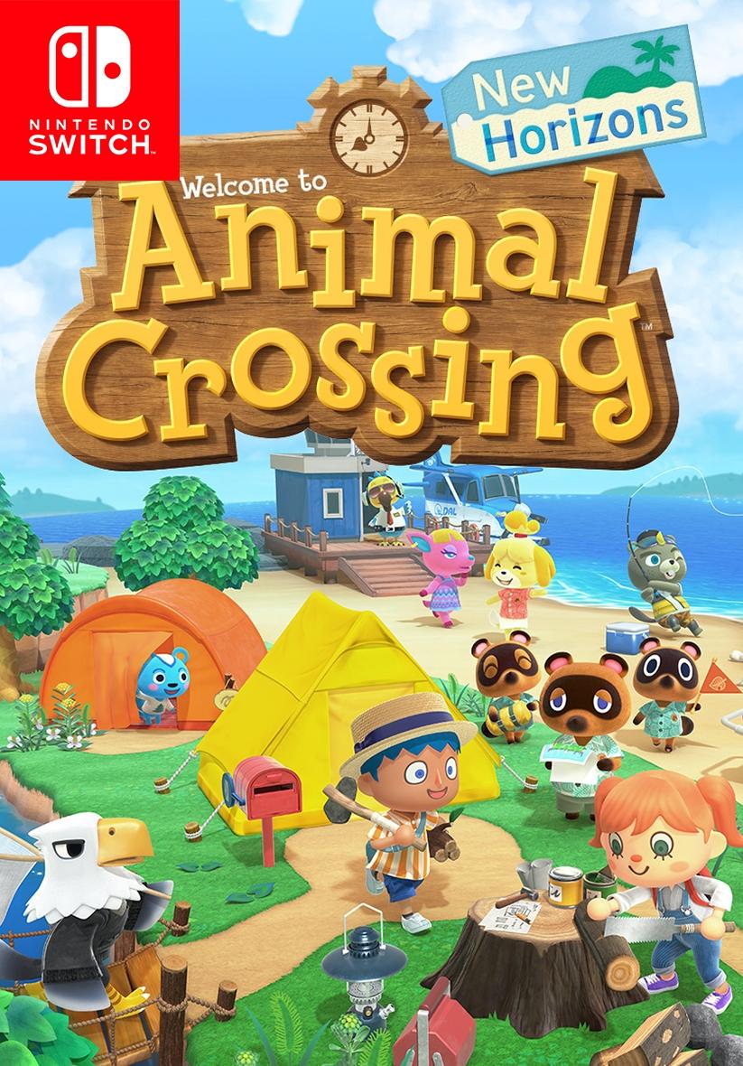 Animal Crossing: New Horizons Switch (Europe)