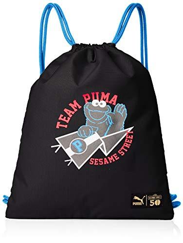 PUMA Sesame Street Gym Sack Bolsa De Cuerdas, Juventud Unisex en 2 colores.
