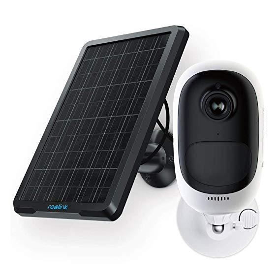 Cámara IP 1080 Wifi con panel solar Reolink
