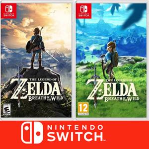 The Legend of Zelda: Link's Awakening o Breath of the wild (Físico, AlCampo)