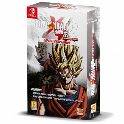 Dragon Ball Xenoverse 2: Capsule Corp Edition Nintendo Switch