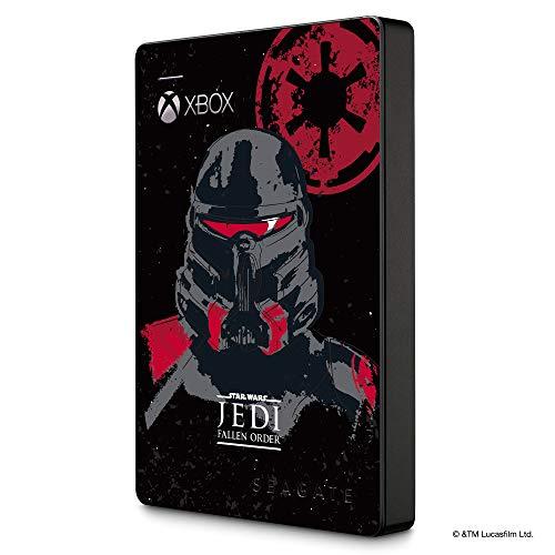 Disco duro Edición Especial Jedi Xbox Seagate 2TB mínimo histórico