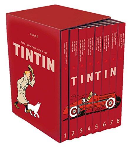 The Tintin Collection (The Adventures of Tintin - Compact Editions) (Inglés) Tapa dura