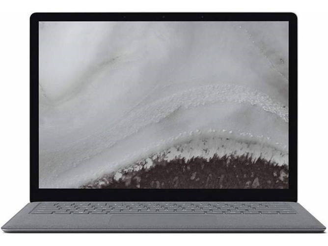 MICROSOFT Surface Laptop 2 - LQN-00011 (13.5'' - Intel Core i5 - RAM: 8 GB - 256 GB SSD - Intel UHD 620)
