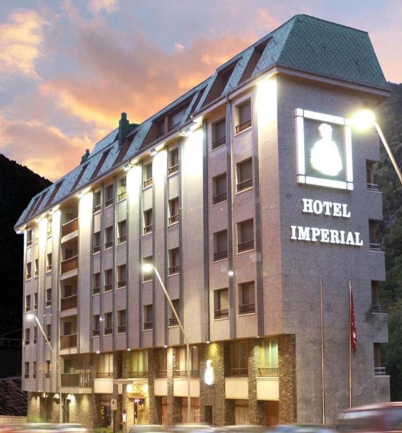 ANDORRA 74€/p= 4 Noches en Hotel 4*