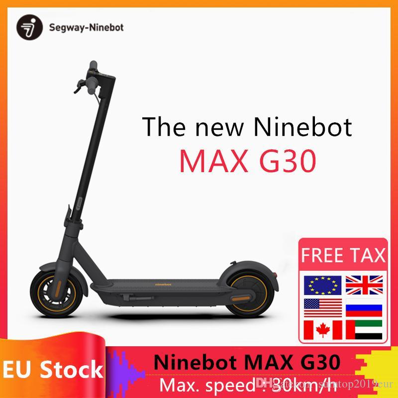 Patinete eléctrico Ninebot Max G30