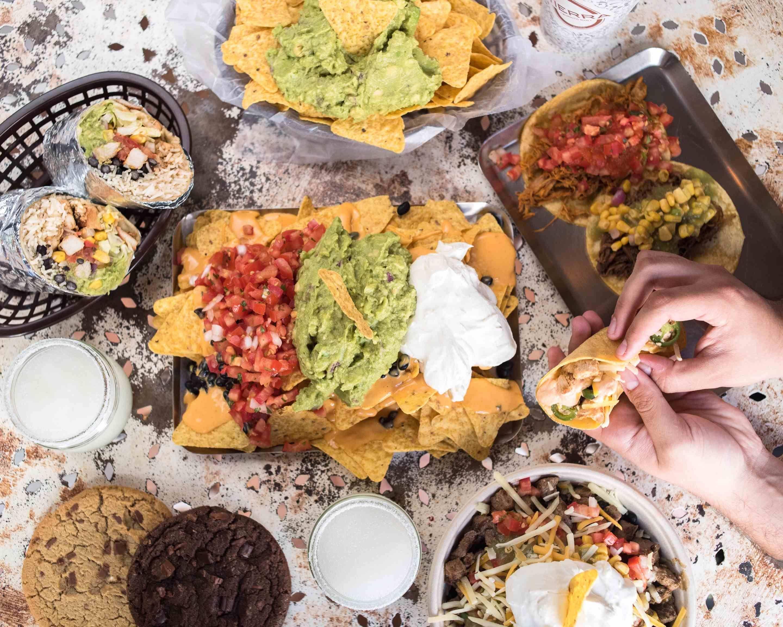 -50% Tierra Burrito en Uber Eats