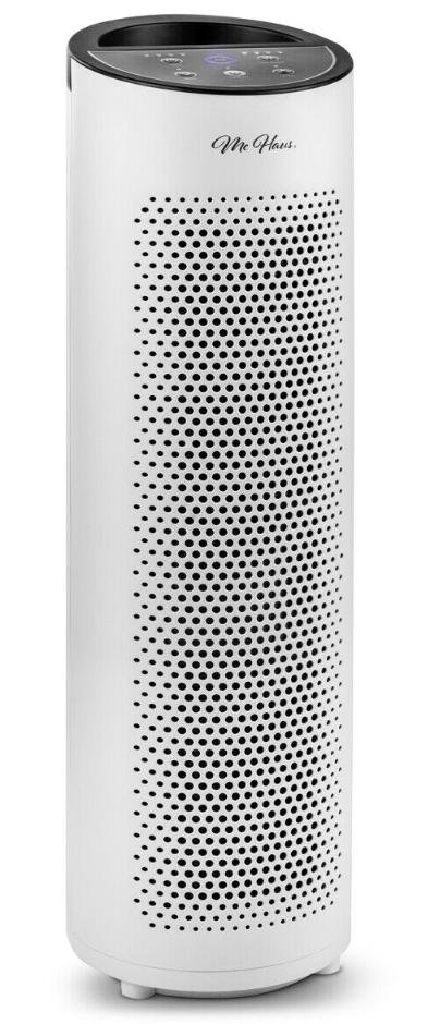 Purificador aire 40W hasta 30m2 solo 39.9€