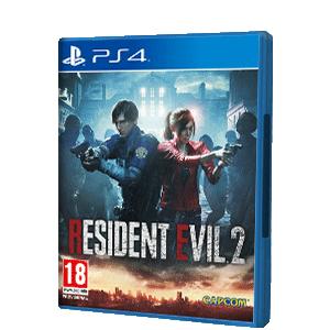 Resident Evils ps4 de oferta en Game