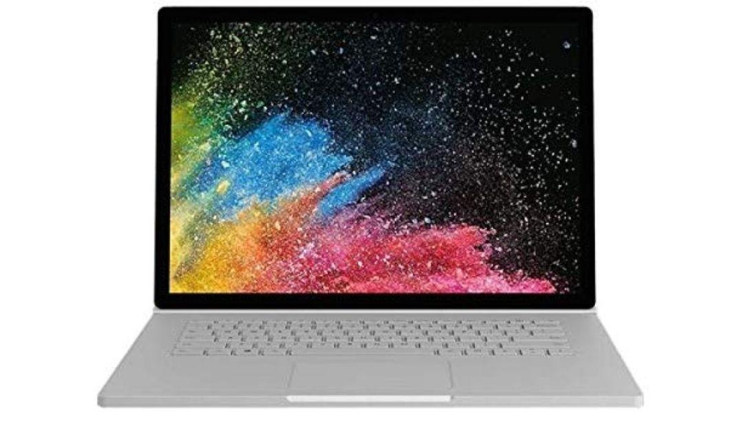 MICROSOFT Surface Book 2 (15'' - Intel Core i7-8650U - RAM: 16 GB - 256 GB SSD - NVIDIA GeForce GTX 1060)