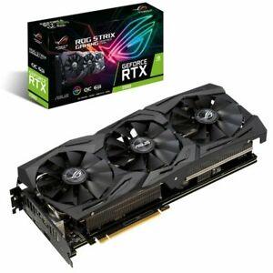 Asus Rog Strix GeForce RTX 2060 OC 6GB (reacondicionada)