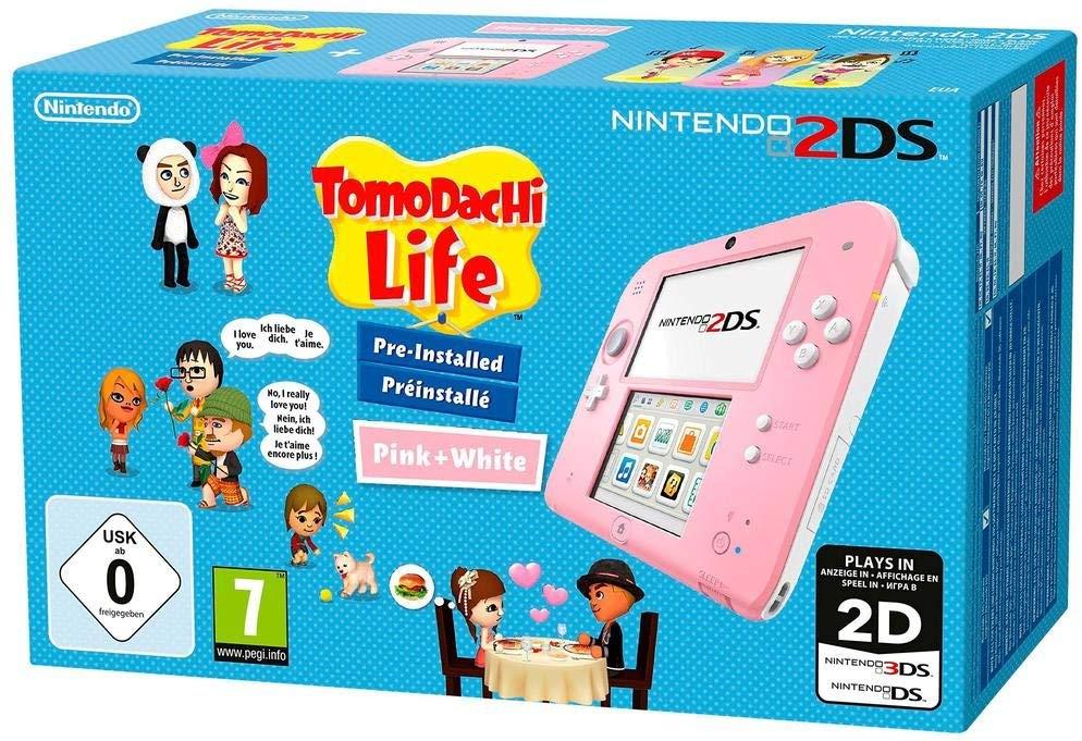 Nintendo 2DS - Con Tomodachi Life