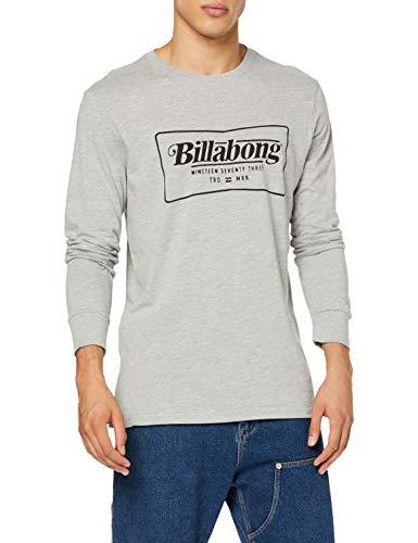 BILLABONG TRD Mrk LS tee Camiseta, Hombre en 3 colores.