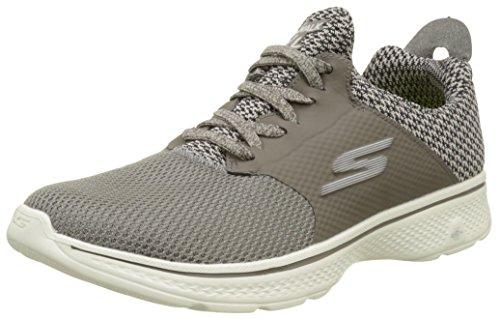 Skechers Go Walk 4-Instinct, Zapatillas de Entrenamiento para Hombre talla 42.5