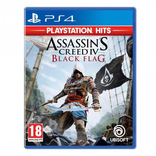Assassin's Creed 4 Black Flag para PS4