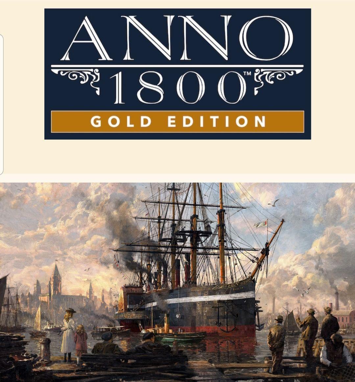 Anno 1800 GOLD EDITION