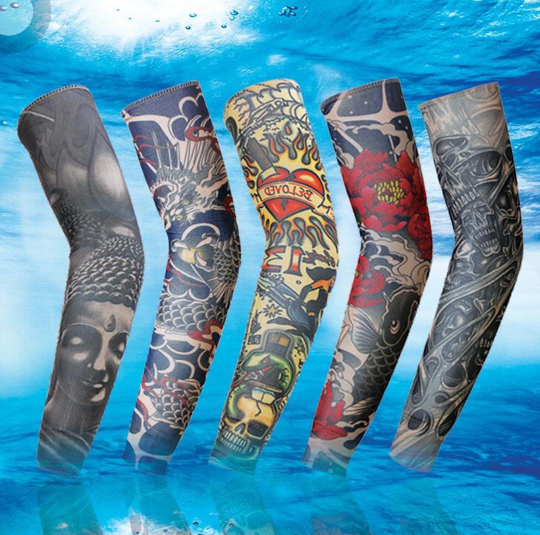 Manga Tatuaje brazo entero