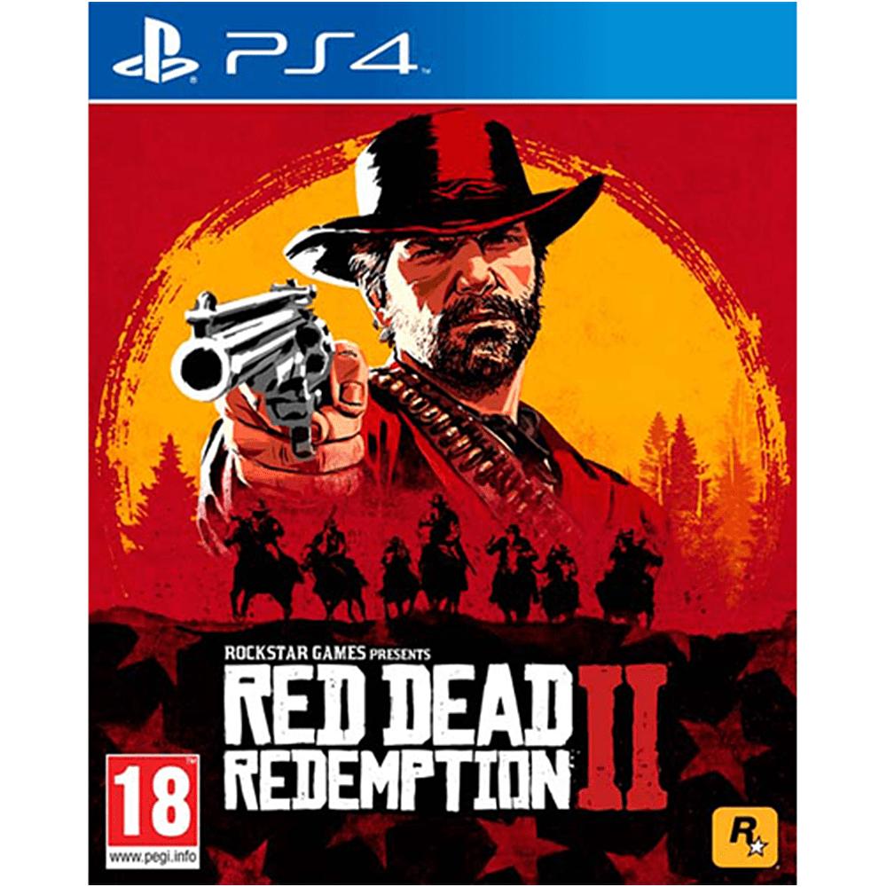 (llevando 2) Red Dead Redemption 2 seminuevo por 18,80€ y más títulos a esos precios (Game UK)
