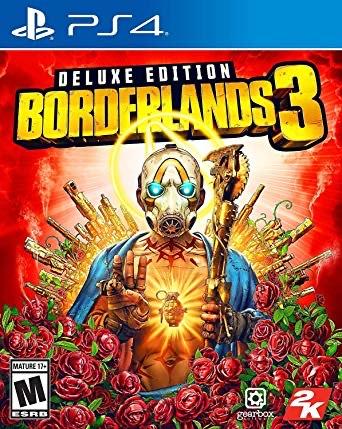 Borderlands 3 - Edición deluxe - PS4 y XBOX ONE
