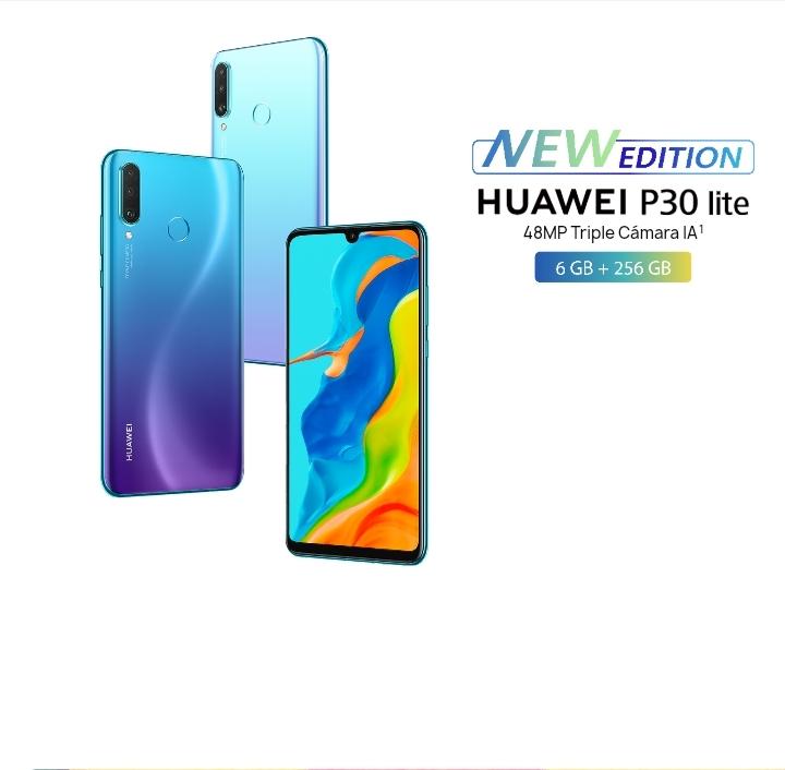 Huawei P30 lite new edition 6Gb+ 256Gb