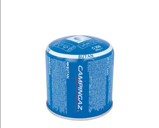 Cartucho de gas Butano C206 de la marca Campingaz