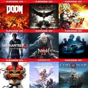 """75% en selección de """"Playstation Hits"""" (PS4)"""