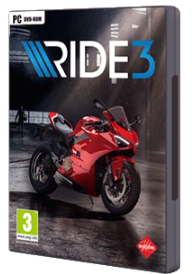 Ride 3 físico pc